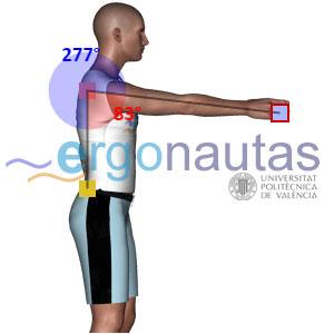 Ergonautas RULER - Medición de flexión de brazo